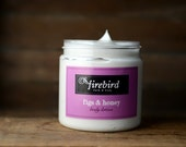 Figs & Honey Body Lotion - Avocado and Shea Butter Lotion - Summer Party