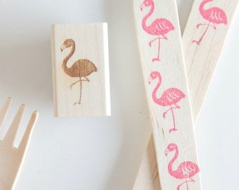 Flamingo Stamp