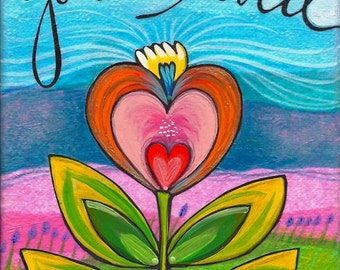 Greeting Card : You are Loved #251-C