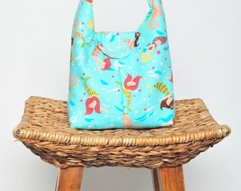 Insulated Lunch Bag Mermaids