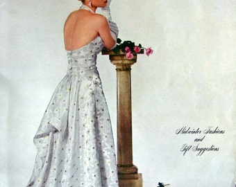 Vintage 1948-49 Butterick Pattern Book Catalog - 64 Pages of Midwinter Fashions and Gift Suggetions