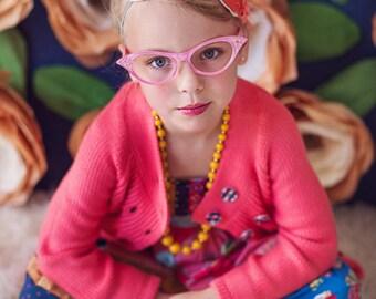 Felt Leaf Headband - Matilda Jane Its a Wonderful Parade Collection