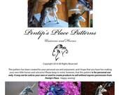Horses and Unicorns - Pattern