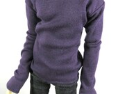 Long Sleeve Knit Shirt for MSD SD Ball Jointed Doll