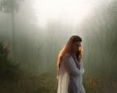 First Light // Faerieland // Whimsical Photograph // Ethereal Photography // Fairytale // Fine Art // Print // Foggy Photograph