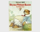 1976 Rare Rhymes Without Reason from Mother Goose, Rhymes Without Reason, Children's Rhymes, Mother Goose Books from NewYorkBookseller