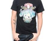 vintage BIKER STURGIS south dakota EAGLE t-shirt