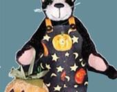 Goblin Halloween Cat PDF pattern only