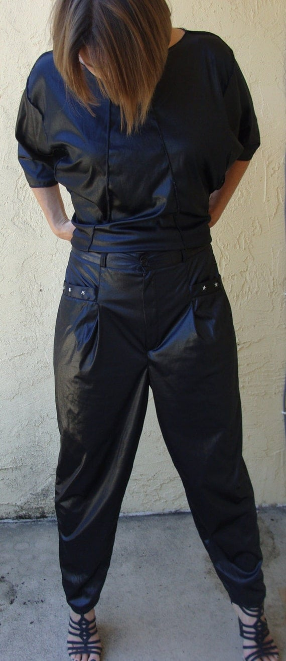 parachute pants party outfit size small medium by