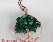 Tree of life necklace in ...