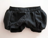 SD MSD slim YoSD Lati yellow unoa MNF Minifee bloomer shorts black with gray stripes