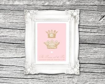 Custom Premium Art Print - Princess and the Pea