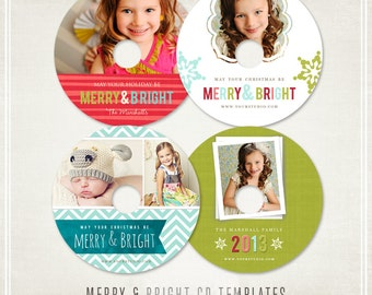 Merry & Bright CD Set for Millers Lab or WHCC