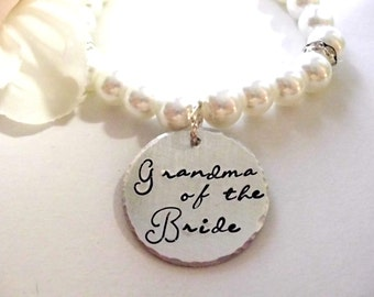 Super Sale Now Grandma of the Bride, Grandma Wedding Jewelry, Grandma of the Bride