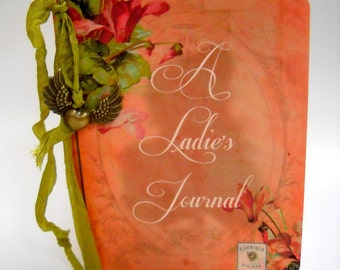 Victorian Notebook, A Ladies Journal