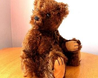 "REDUCED Artist Bear 12"" - Collectors Bear - Made for Pud Bears - Stefan"