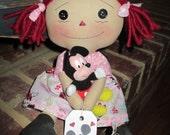 Annie Loves Mickey