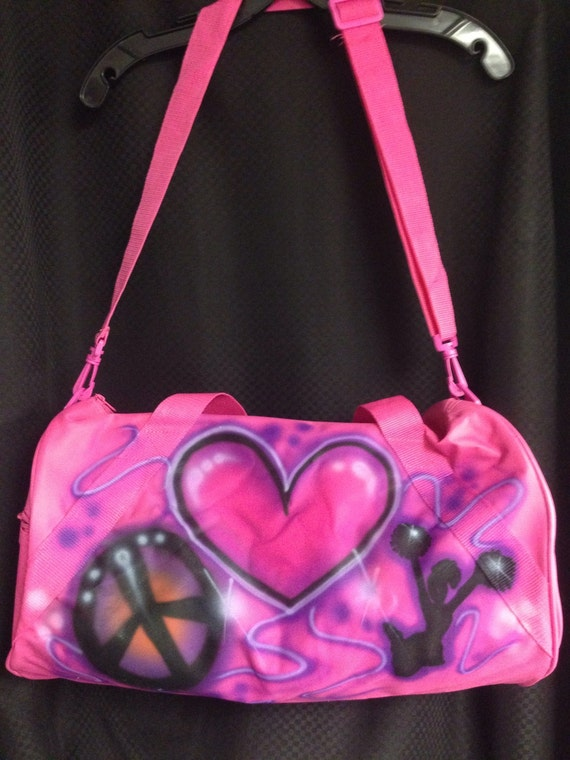 Airbrush Duffle Bags Personalized Sports Bag Gym