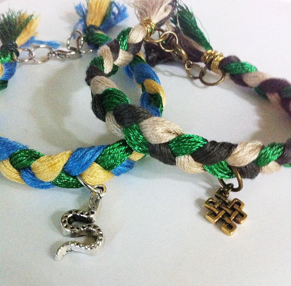 braided gimp bracelets - photo #20