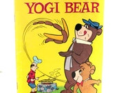 Hanna-Barbera Yogi Bear Comic - Yogi Bear No. 5 Comic Book - 50% Off Sale