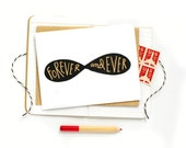 Forever + Ever Infinity Love Card