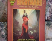 Nightmare Magazine 1973 Special #1 Comic Book Gahan Wilson Dr. Phibes Graphic Illustration Horror Sci Fi Mutant Eaters Outer Space Mummy