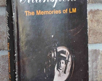 Book: Katherine Mansfield, The Memories of LM published 1971