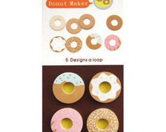 Donut Sticky Notes / Memo / Post-it / Removable Adhesive Paper