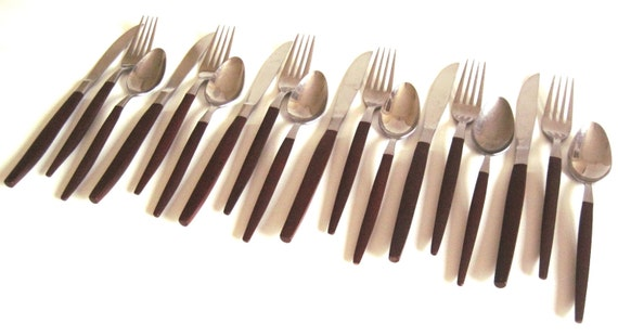 Danish modern stainless flatware serving piece by lauraslastditch - Contemporary stainless flatware ...