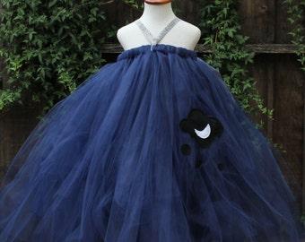 Princess luna Dress , Luna Costume,  My little pony Dress,  Pony costume, My little pony party  princesss luna costume