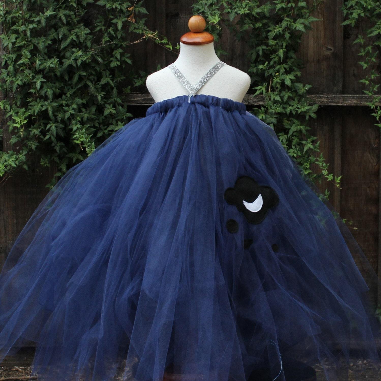 Princess Luna Dress Luna Costume My Little Pony Dress