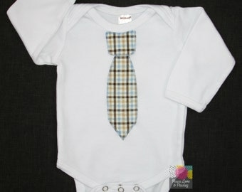 Necktie Baby Bodysuit, Baby Tie Shirt, Baby Shower Gift, Baby Boy Gift, Necktie Bodysuit, Tie Bodysuit, New Baby Gift, Going Home Outfit