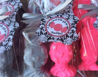 20 CANDY SOAPS {10 Favors} - Candy Shoppe Birthday, Valentine, Wedding, School Favor, Teacher Gift, Candy, Bridal Shower, Soap Favor, Easter