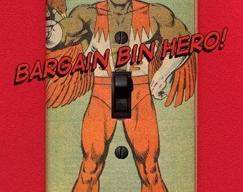 Falcon - Superhero Light Switch Plate