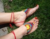 Barefoot Sandal