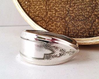 Spoon Ring, Size 11, Grandeur 1934