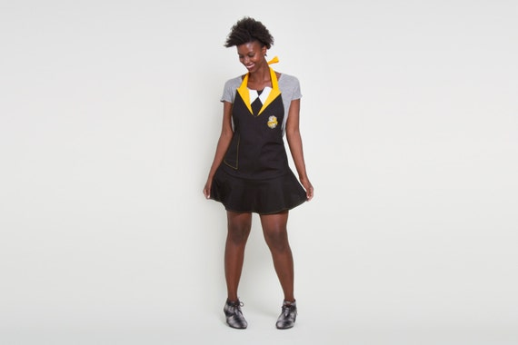 Hufflepuff - Harry Potter - Women's Hostess Apron