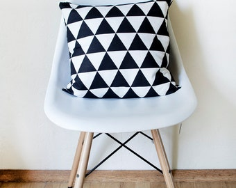 Triangle Pillow Cover