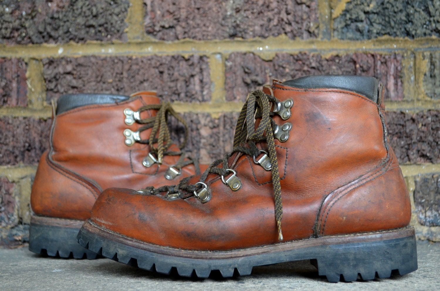 Vintage Irish Setter Red Wing Hiking Boots Men S Size 9 5