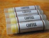 Coffee - Caffeinated Lip Balm