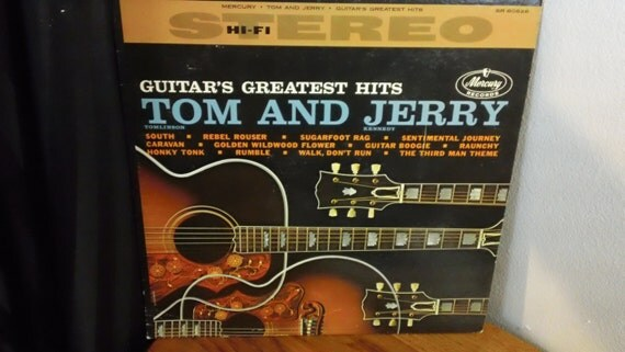 Tom And Jerry Guitar S Greatest Hits Sr 60626