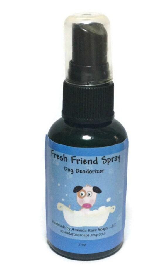 Fresh Friend Dog Deodorizer 2 oz dog spray, dog deodorizer
