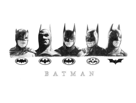 Batman dessin au crayon - Dessin de batman ...