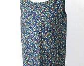 Girls Dress - Jumper dress - Ladybugs - Size 18 m