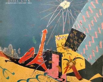ROLLING STONES Still Life 1982 Portugal Issue Rare Vinyl 33 Lp Album live Rock Pop Blues 60s satisfaction 11C07864804 Free Worlwide Shipping