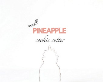 Pineapple Cookie Cutter (small)