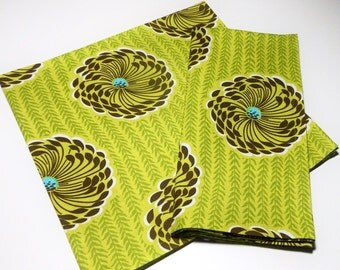 4 Amy Butler Soul Blossoms Napkins//Cloth Napkins//Set of 4