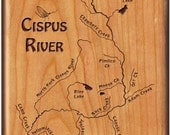 UPPER CISPUS RIVER - Fly ...