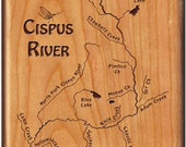 UPPER CISPUS RIVER - Fly ...