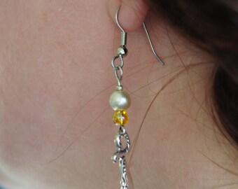 Dagger/Sword Earrings
